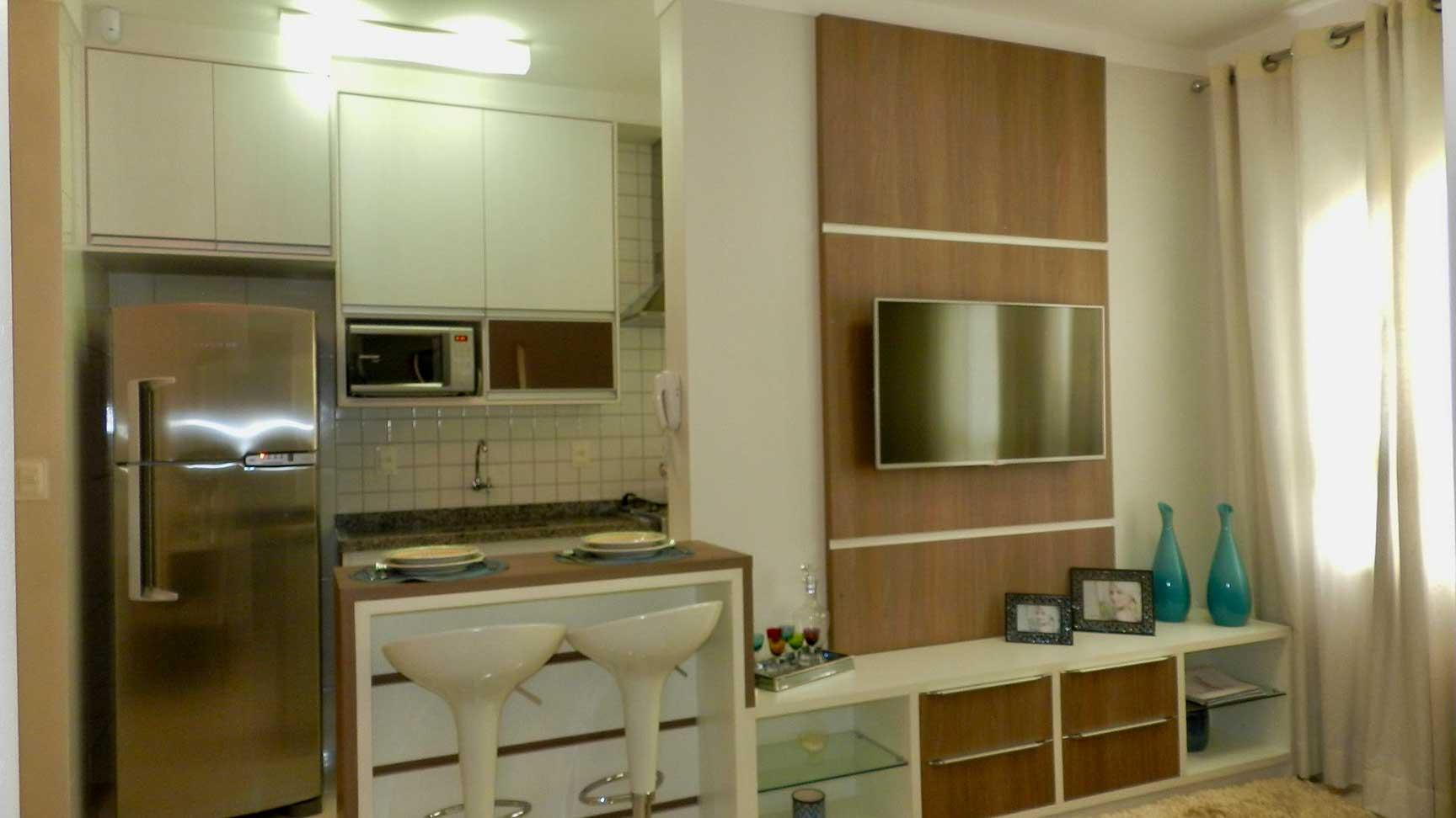 Integração TV e Cozinha